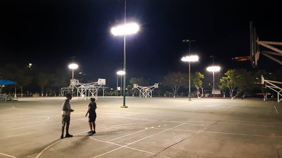 Resultado de imagen para ciudad deportiva centenario los mochis 2019
